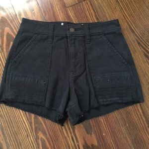 cute uniquely imprinted hollister shorts